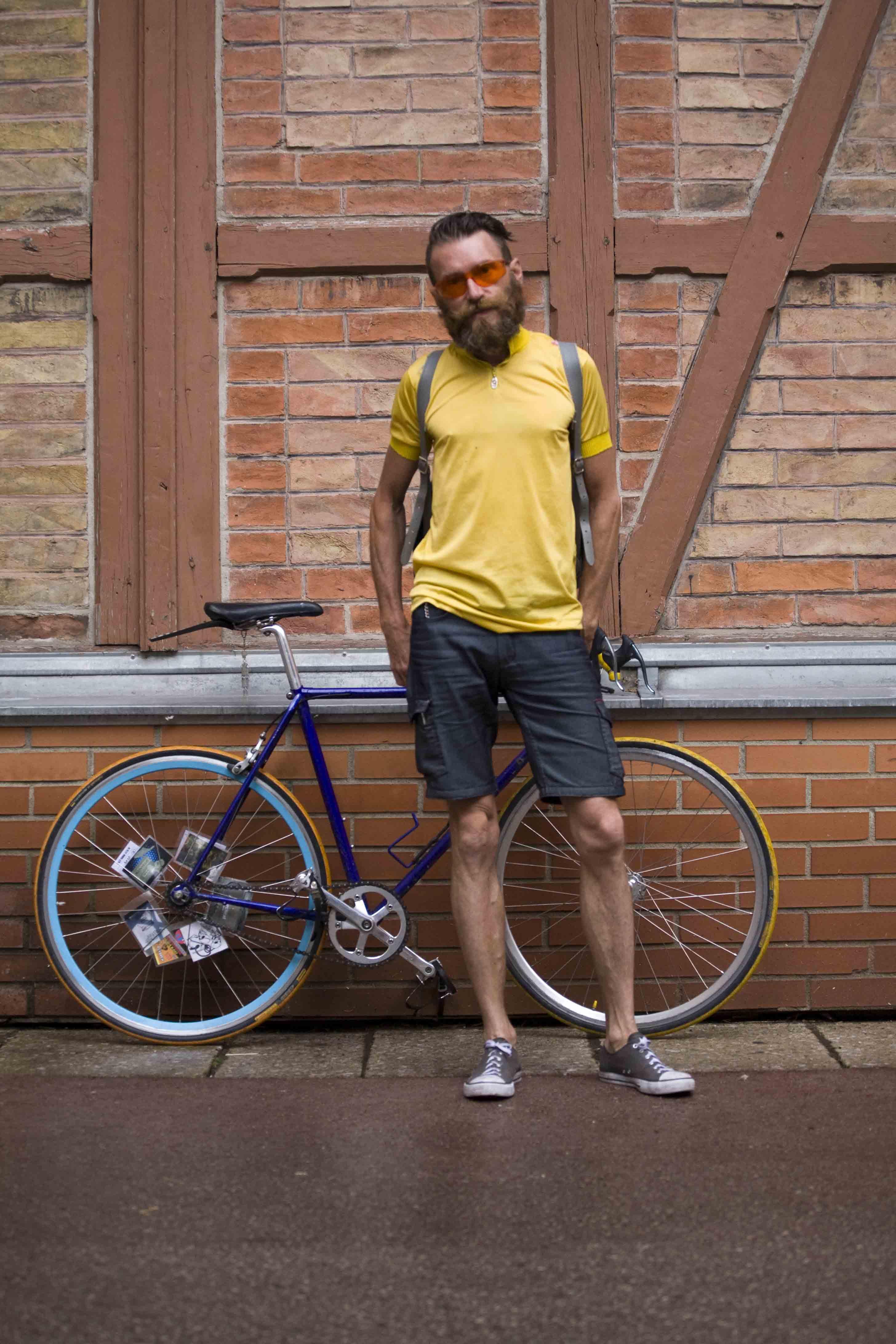 Phänomen Vintage: Was Radfahrer am alten Zeug fasziniert.