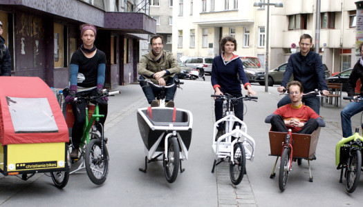 Lastenrad-Test: Für Kind & Kegel