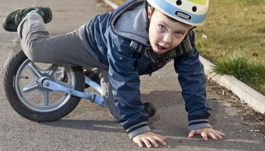 Radfahren lernen: Wie es anfängt