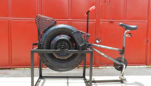 Im Land der Fahrrad-Maschinen