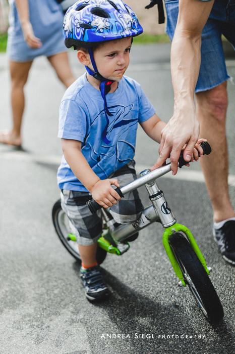 Wenn das Rad nicht tut, was der Fahrer will, gibt es praktische Tipps zur Lenktechnik vom Profi.