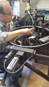 In der Simplon-Fahrrad-Manufaktur werden 43 Grundmodelle in verschiedenen Ausstattungsvarianten gebaut. Foto: Eva Häfele