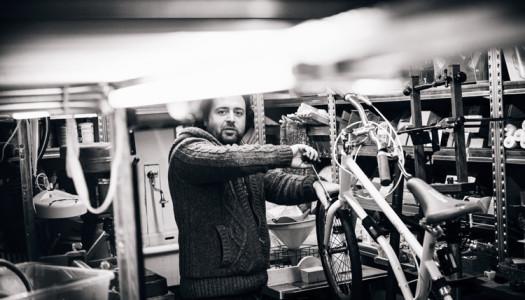 Vello, oder: Von der Kunst, ein Fahrrad zu falten