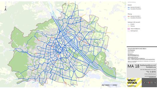 Das kann das neue Wiener Radwege-Ausbauprogramm