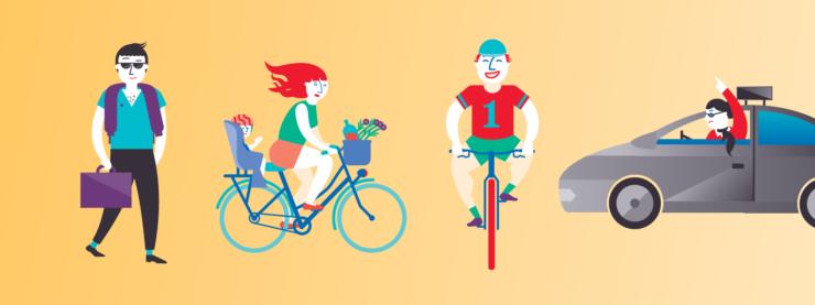 Hero, Muffel, Hoffnungsträger: Welcher Fahrradtyp bin ich?