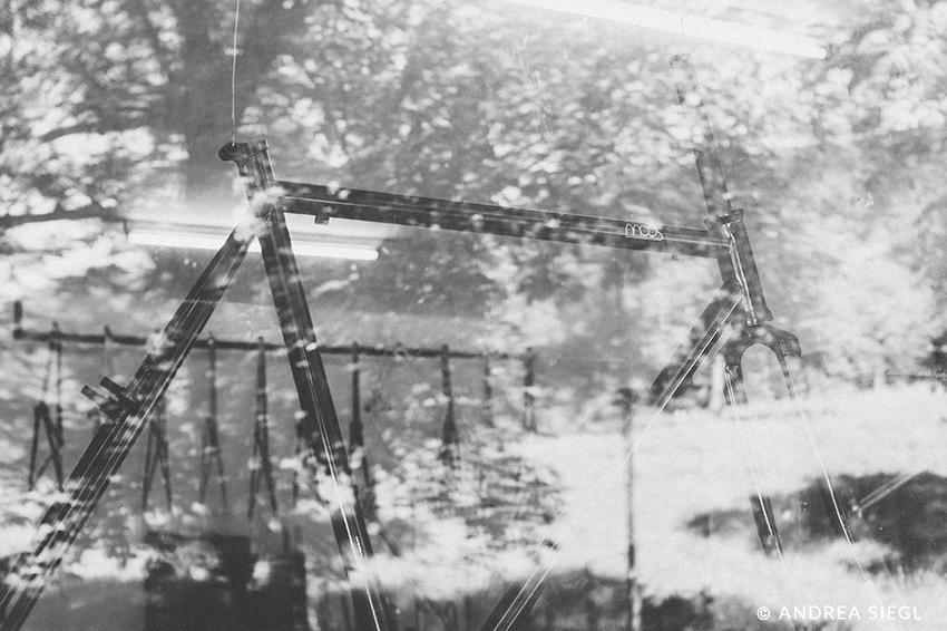 MoosBike, Rahmenbau Maßrahmen, Fata Morgana, Foto: Andrea Siegl