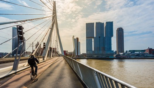 Niederlande: Erfolgsgeheimnisse aus dem Fahrrad-Paradies