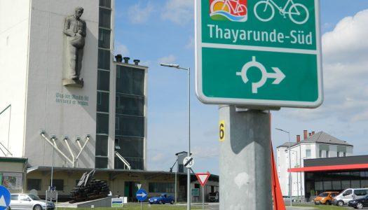 Thayarunde: Eine empfehlenswerte Radwanderung
