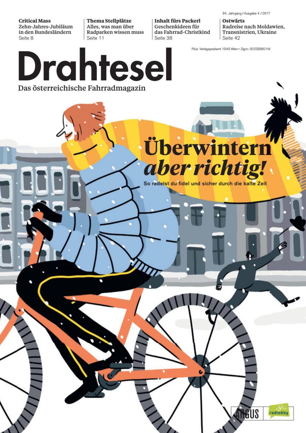 Cover DRAHTESEL 4/2017