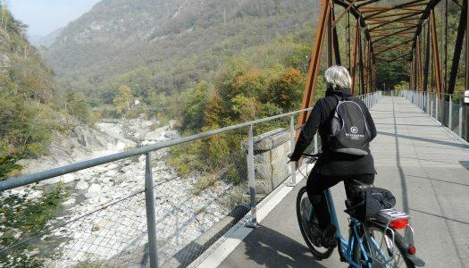 Radfahren im Tessin: Auf ins magische Tal!
