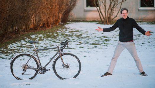 Im Test: Trekking-Räder aus Stahl