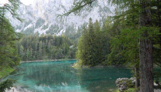 Radausflug zum Grünen See