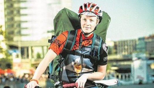 RdR: Diesmal mit Radbotinnen-Weltmeisterin Orca