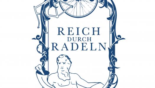 Neuer Fahrrad-Podcast: Reich durch Radeln