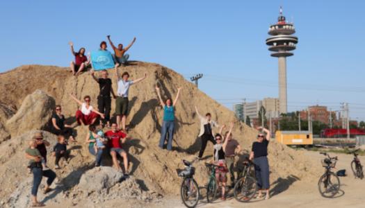 """RdR: Baugruppe """"bikes & rails"""""""