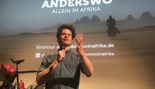 RdR: Anselm Pahnke – Anderswo. Allein in Afrika