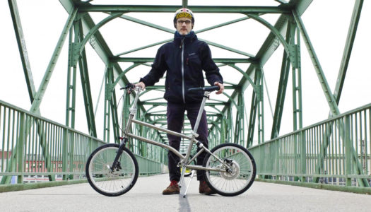 E-Faltrad im Test: Vello Bike+ Titan