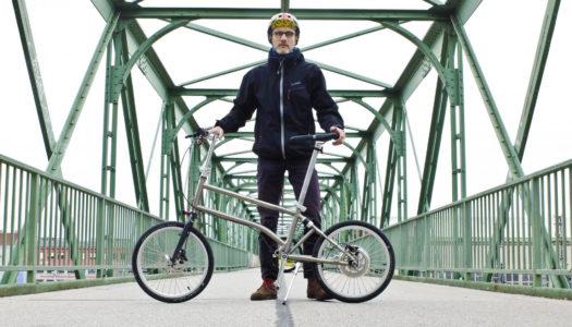 E-Faltrad im Test: Vello Bike+ Titan