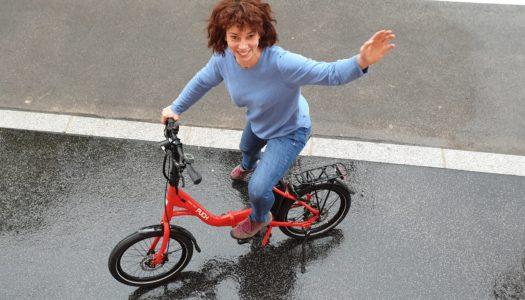 E-Falträder im Drahtesel-Test