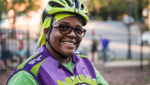 Die Fahrrad-Aktivistinnen von Charlotte