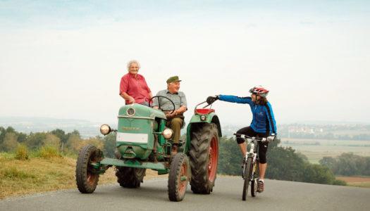 Paradiesische Tour zu Uhudler und Somlauer Nockerln