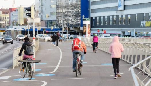 Radwege-Bauprogramm Wien: Große Würfe reichen weiter