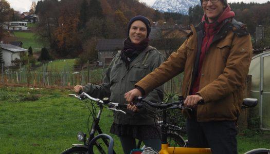 Radeln auf dem Land: Zwischen Genuss und Gefahr