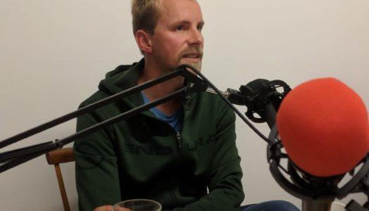 RdR mit Bikebergsteiger Harald Philipp