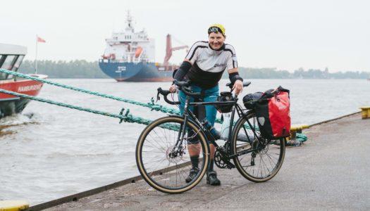 RdR mit Radbotin Barbara Ottawa