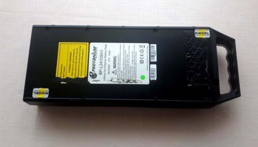 Frische Energie für die alte Batterie