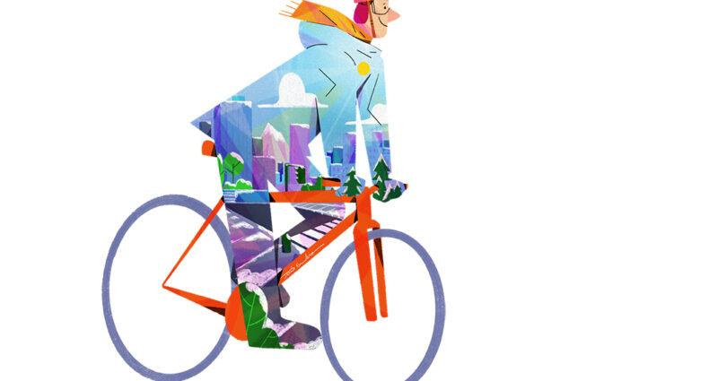 Coverstory - Fahrradsaison ist immer